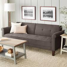 10 spring street ashton microfiber sofa bed multiple colors com