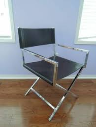 folding leather directors chairs. find a job, buy car, house or apartment, furniture, appliances and more! folding leather directors chairs