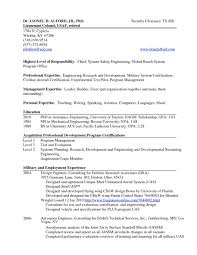 Military Pilot Resume Impressive Template Download For Aviation
