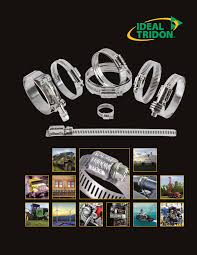 Ideal Tridon Hose Clamp Size Chart Product Catalog Wilson Company To Use This Catalog Smyrna