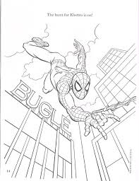 People really know about this character. Amazing Spiderman Coloring Pages Coloring Home