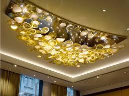 sightly image blown glass chandelier seattle multi color blown glass chandelier home decor ideas blown in