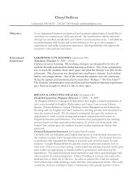 Basic Cover Letter For Resume