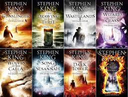 the dark tower series by stephen king via the fire