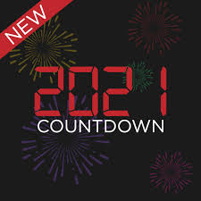 Die rückwärts laufende uhr zeigt dir. Silvester Countdown 2021 Genaue Uhrzeit Anzeigen Lassen