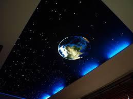 Stars Projected On Ceiling - Pranksenders