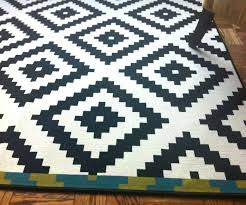 black and white pattern rug black white geometric rug colours harrietta
