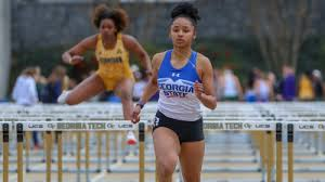 Simone Harper Bio - The Official Athletic Site of the Georgia State  University Panthers