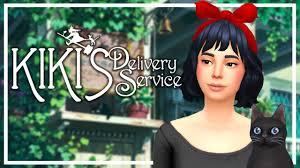 Modern Day Velma Sims 4 CAS - YouTube