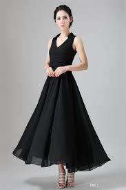 Dress Patterns For Women Amazing 48 Fashion Indian Dress Design Patterns Women'S Black V Neck