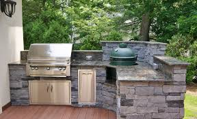 outdoor kitchen grill insert beautiful marvellous custom built outdoor kitchens bomelconsult