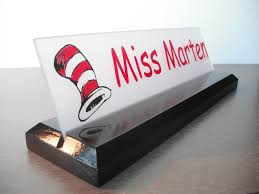 plaques fascinating personalized desk name plates for teachers design popular personalized desk plaques design