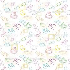 Baby Patterns Gorgeous Baby Background Pattern By Maslof48 GraphicRiver