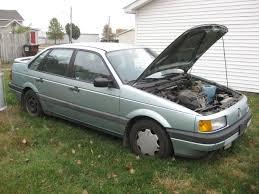 1991 Volkswagen Passat - Partsopen
