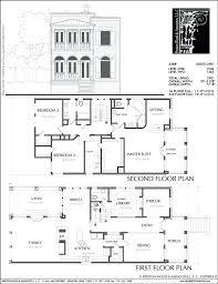 brownstone house plans urban house plan new york brownstone house plans