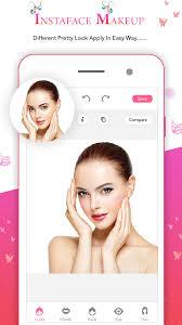 instaface makeup beauty makeup plus android