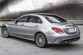 2015 Luxury Sedans 2015 Mercedes Benz C Class C300 Luxury 4matic 4dr Sedan Awd 2 0l 4cyl Araba