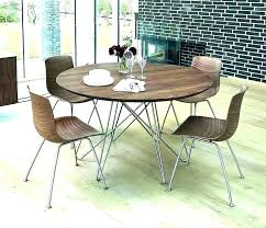 walnut dining table and 6 chairs modern dining table and 6 chairs round dining set for