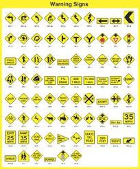 Nc Dmv Road Signs Chart 2019 North Carolina Dmv Road Sign Chart Best Picture Of Chart
