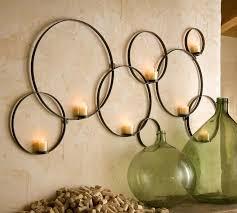 surprising idea metal circle wall decor