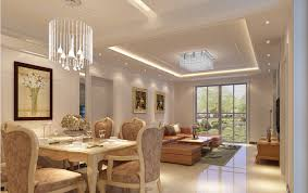 stylish lighting living. stylish 3d ceiling living room dining lights 3d design for lighting l