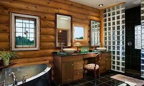 Cabin Bathrooms Decorating Ideas   Everyone Wants To Have A Toilet That Is  Both Practical And