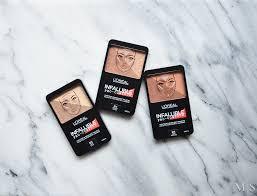 the affordable contour kit l 39 oreal infallible pro contour palette makeup sessions loreal plete