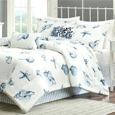 bone collector bedding set themed bed sheets blue beach bedding cottage style bedding coastal design bedding ocean bone collector bedding sets