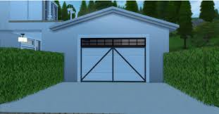 so i picked up the idea from the above thread and decided to convert three garages from the sims 3 for the sims 4