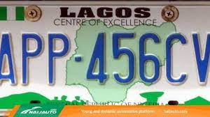 decoding nigeria plate number