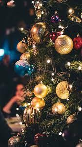 24 Christmas Lights iPhone Wallpapers ...