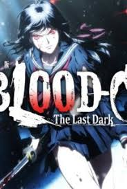 Blood-C The Last Drak
