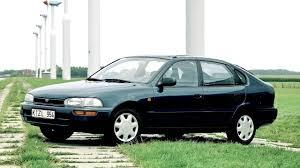 Toyota Corolla Liftback '1992–97 - YouTube