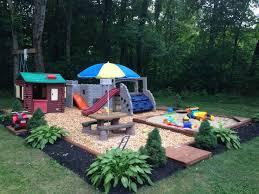 Backyard Play Area Ideas Unique With Photos Of Backyard Play Concept On  Design