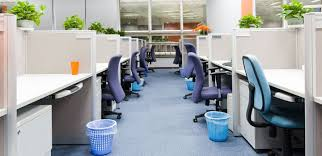 Commercial Office Cleaning London Workbusters
