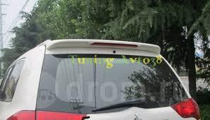 <b>Спойлер</b> на <b>крышку багажника Mitsubishi</b> Pajero Sport 2008 ...