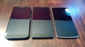 one plus one size moto x pure edition vs oneplus 2 quick side by side comparison