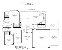 u shaped house floor plans desk design best small with courtyard pool