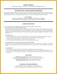 Purchasing Manager Resume Sample Socialum Co