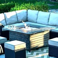 fire pit set fire pit table patio furniture sets patio furniture sets with fire pit