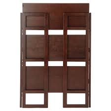 ... Container Store Folding Bookshelf Container Store