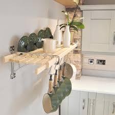 chrome 8 lath kitchen shelf rack shelf