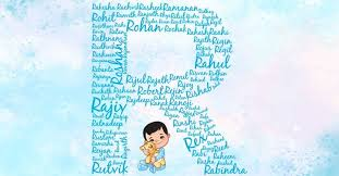 baby boy names starting with r r