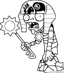 Plants Vs Zombies Coloring Pages Coloring Pages For Kids Monster