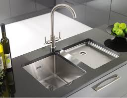 astracast onyx 4034 brushed stainless steel flush inset sink um bowl