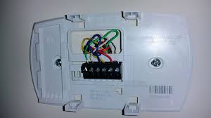 honeywell 5000 wiring diagram honeywell programmable thermostat Honeywell Chronotherm III RH at Honeywell Chronotherm Iii Wiring Diagram