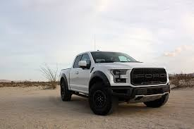 ford truck raptor white. final 2017 ford f-150 raptor raises $157k at charity auction truck white