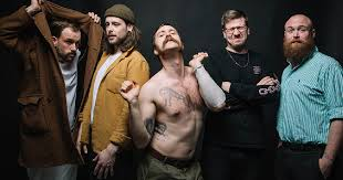 News Political Punk Visionaries Idles Storm The Uk Album