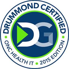Drummond 2015 edition logo | Patagonia Health EHR
