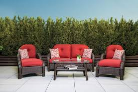 from canadian tire la z boy outdoor avondale seating collection